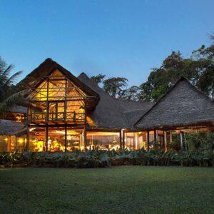 fachada inkaterra reserva amazonica