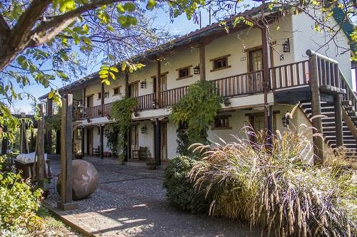Hotel Casa de Campo outside