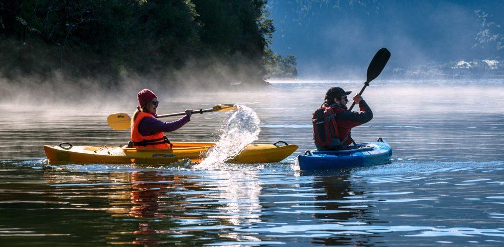 Kayak - Puyuhuapi