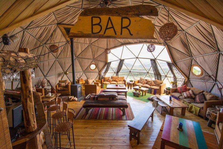 bar dome at ecocamp patagonia 33605230856 o