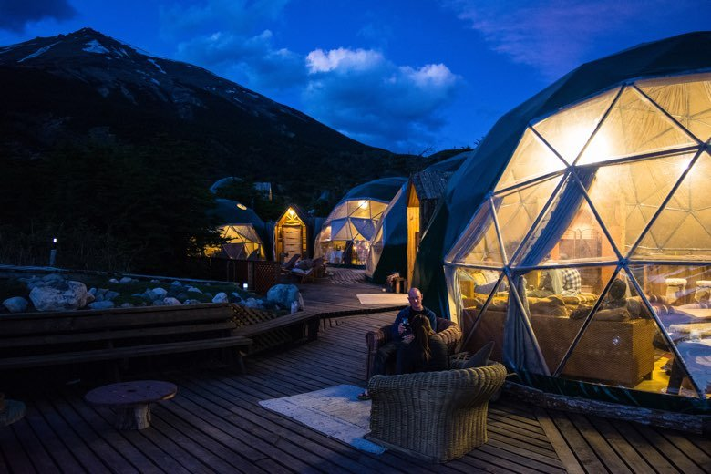 ecocamp patagonia revamped community domes 22961550630 o